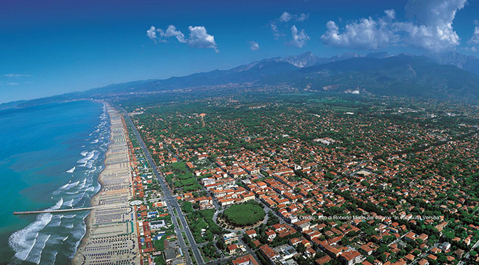 estate in versilia